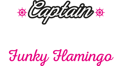 Captain Foggy Funky Flamingo