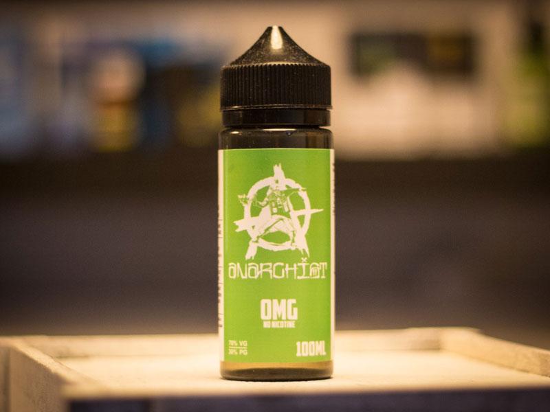 Anarchist Green Liquid