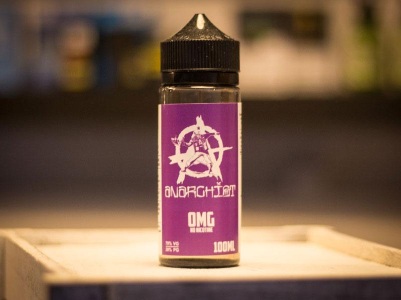 Anarchist Purple Liquid