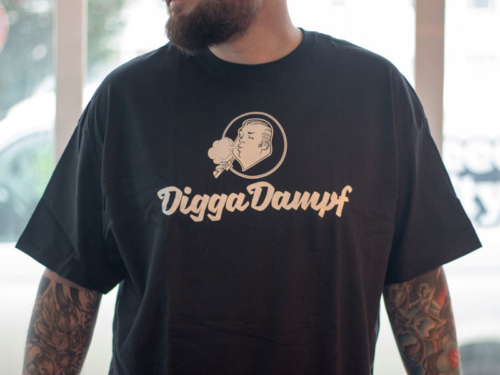 diggadampf t-shirt