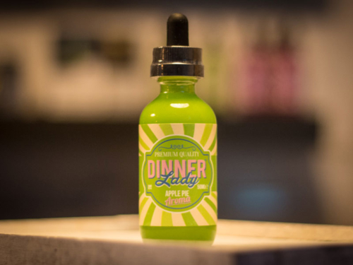 Dinner Lady Apple Pie Liquid