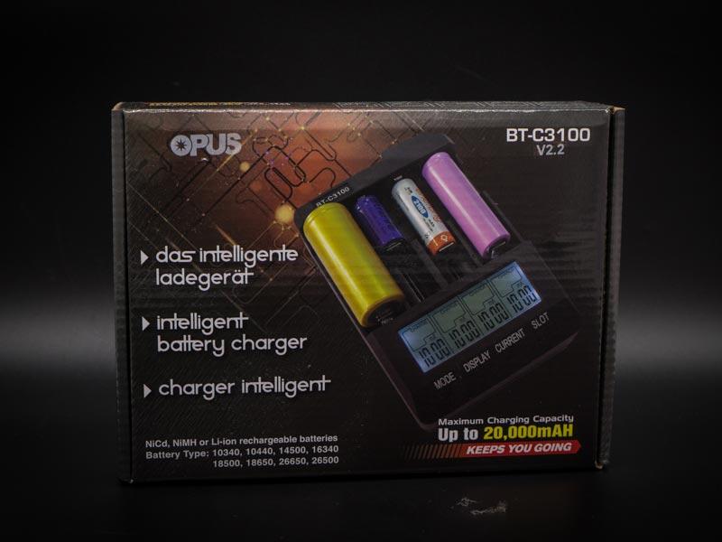 opus bt c3100 ladegerät