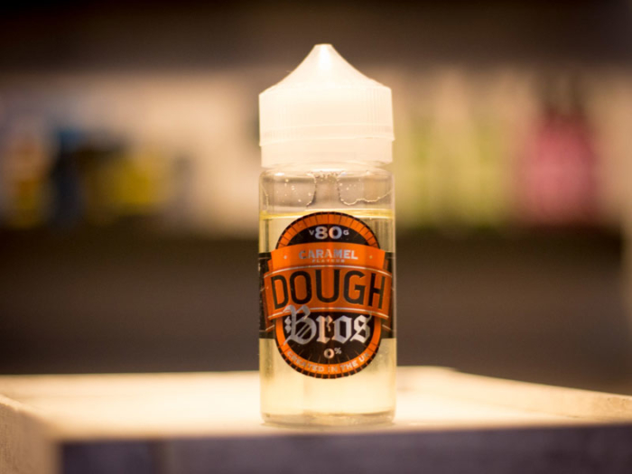 Dough Bros Karamell Liquid