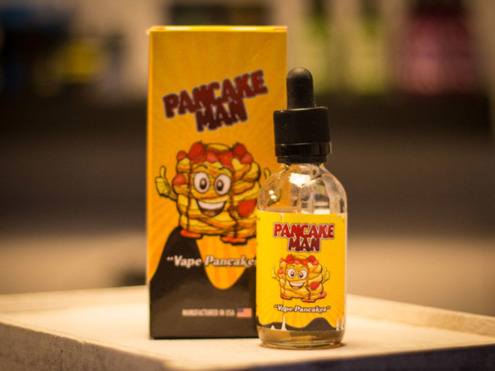 Pancake Man Liquid
