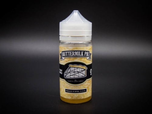 buttermilk pie e-liquid primitive vapor co.