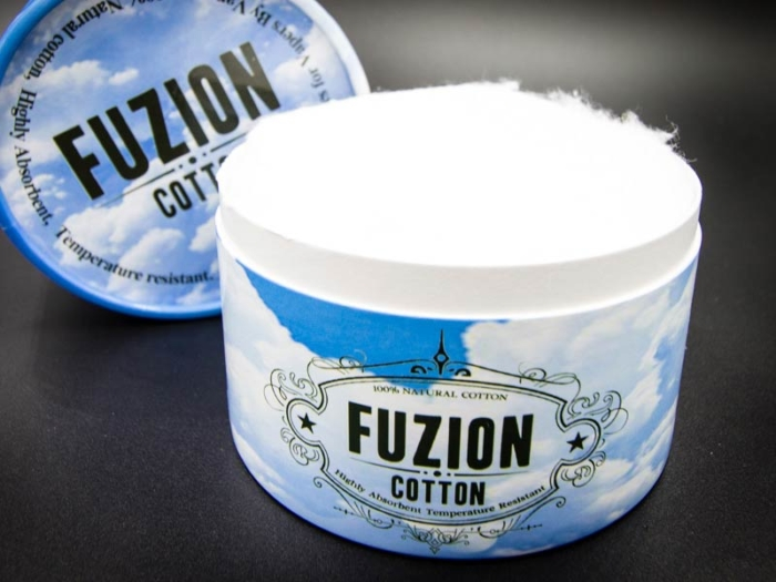 fuzion cotton wickelwatte