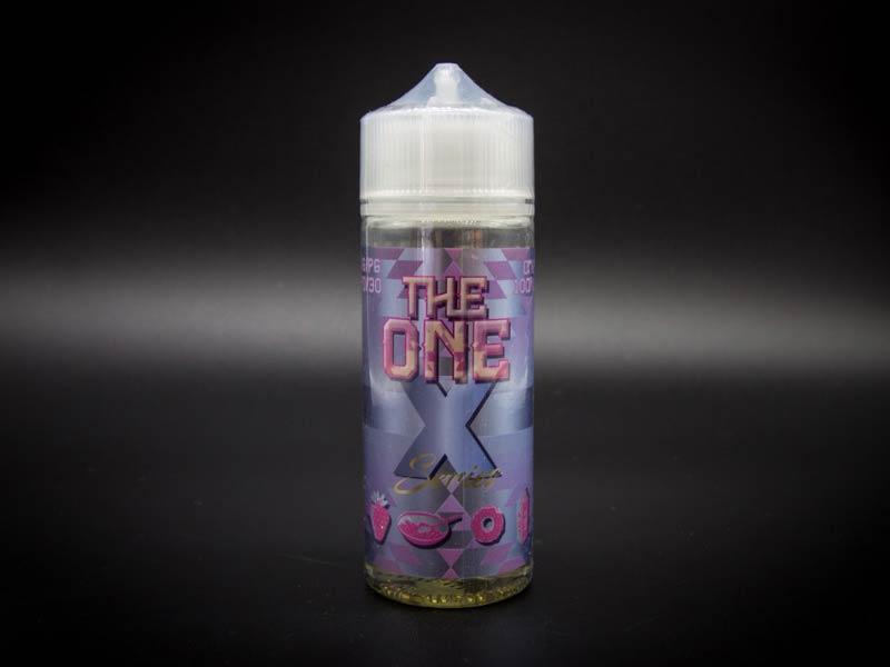 the one strawberry liquid beard vape