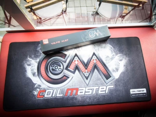 coil master building mat wickelmatte