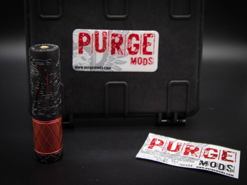 purge mod suicide queen murdered out