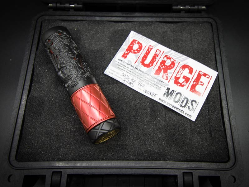 Suicide Queen Mech Mod by Purge Mods 20700