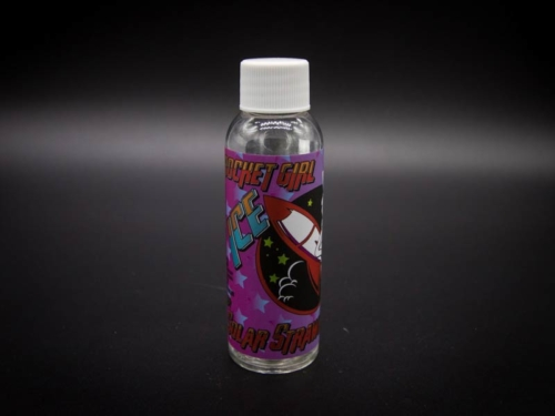 rocket girl aroma solar strawberry ice