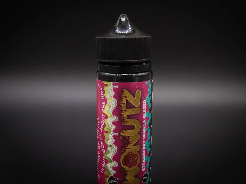 wonutz liquid strawberry vanilla glazed