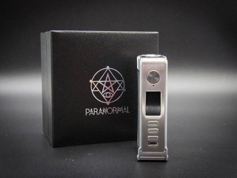 lost vape paranormal dna250c mod