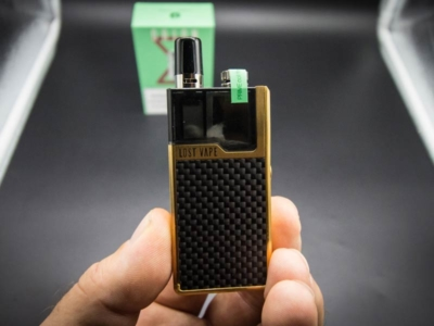 lost vape origin dna go