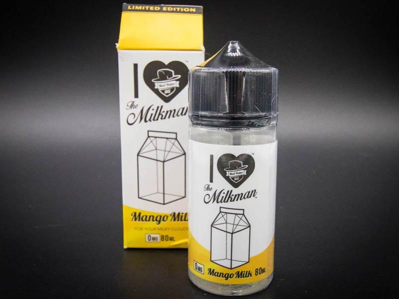 milkman mango milk liquid