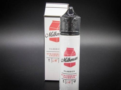milkman strawberry churrios liquid