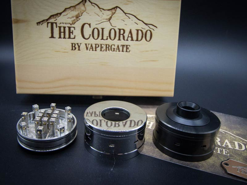 the colorado by vapergate