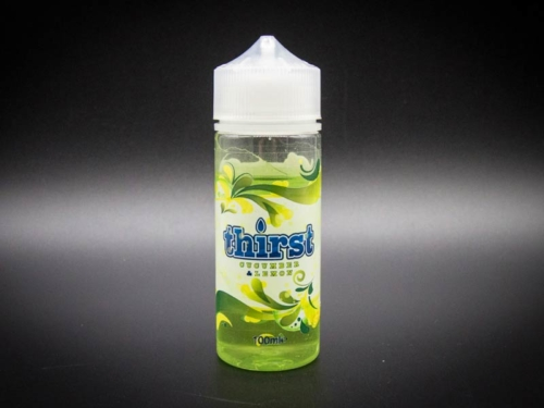 thirst cucumber lemon liquid
