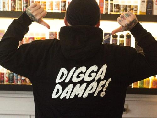 DiggaDampf Original Klamotte