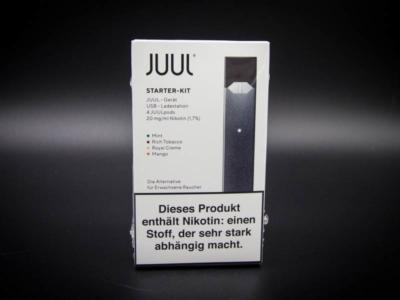 juul e-zigarette kaufen