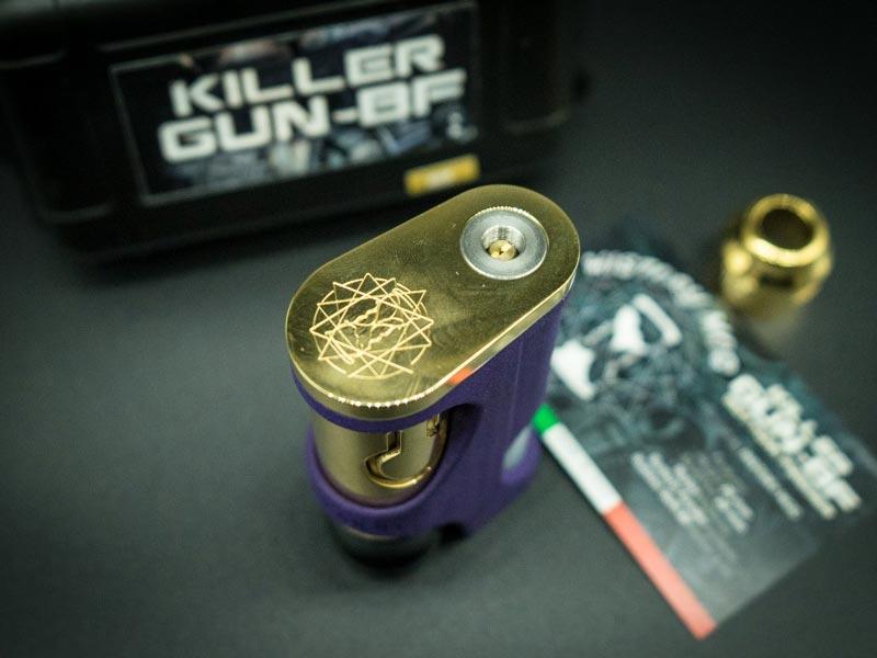history mod killer gun mech mod