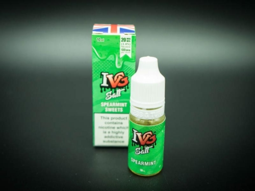 ivg salt spearmint