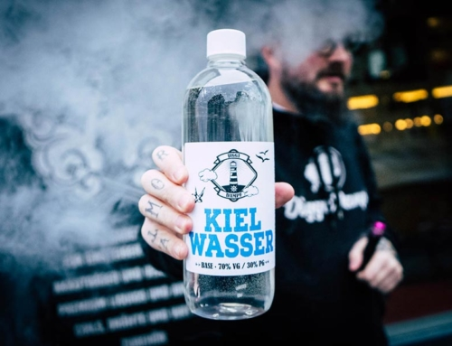 Kielwasser Base ab sofort in 1 Liter