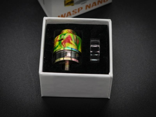 wasp nano verdampfer
