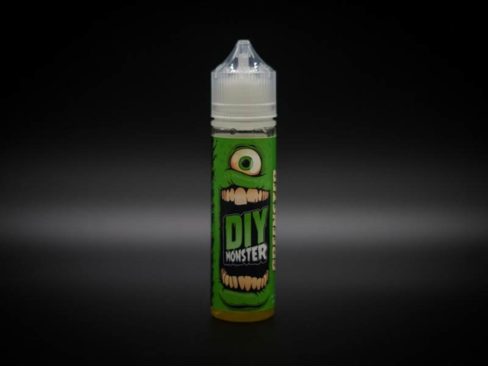 diy monster greenster