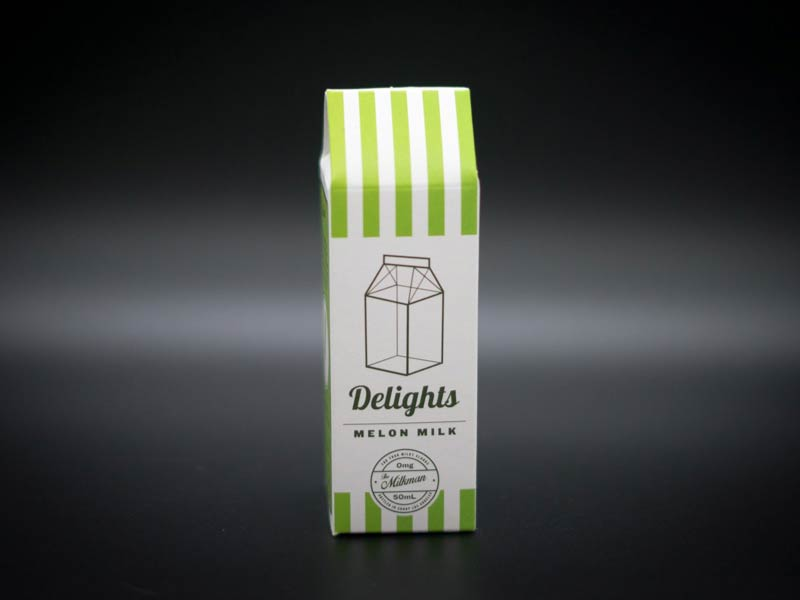 milkman delights melon milk