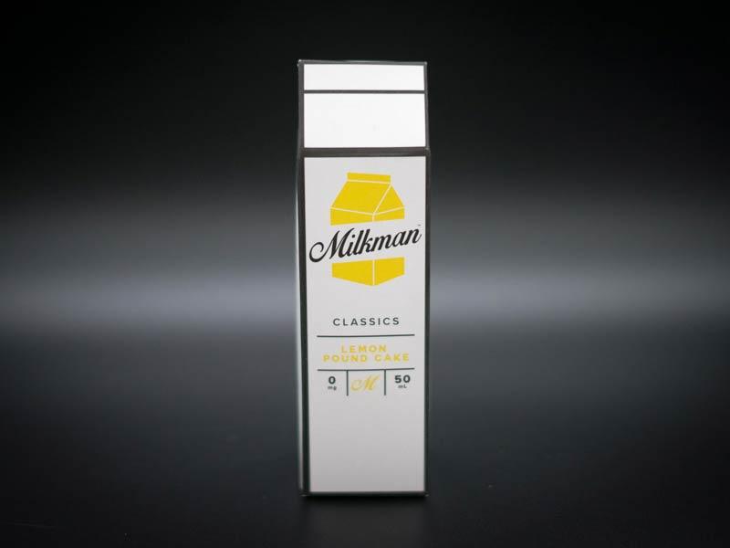 milkman lemon pound cake