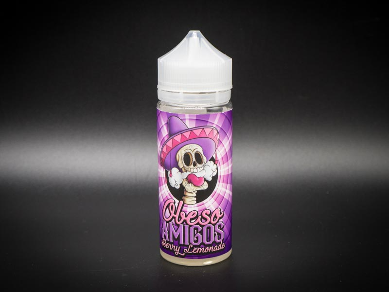 obeso amigos liquid berry lemonade