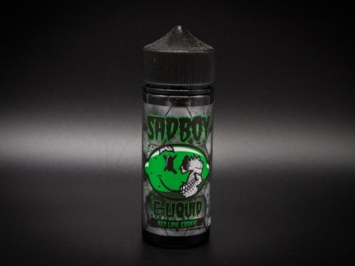 sadboy e liquid key lime cookie