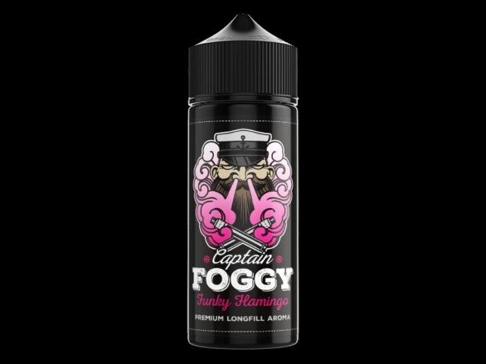 captain foggy funky flamingo