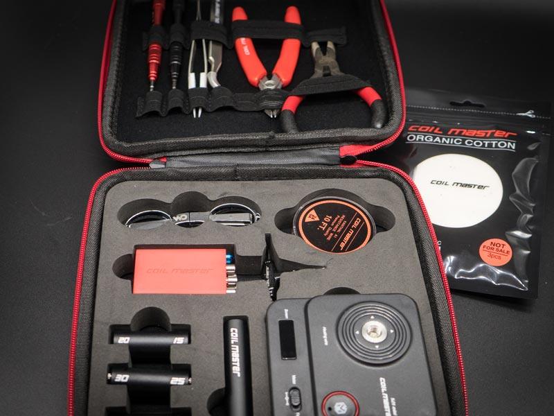 coil master diy kit