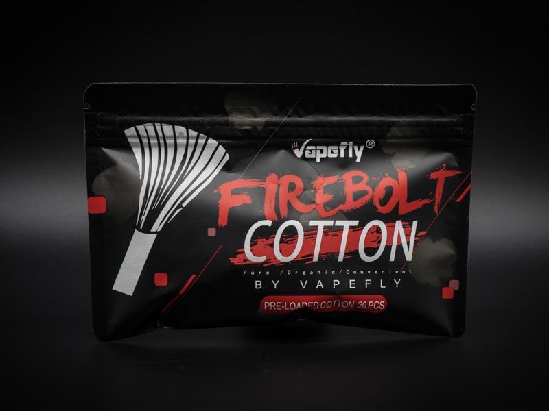 firebolt cotton vapefly watte