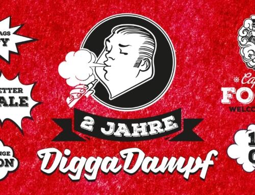 2 Jahre DiggaDampf Geburtstagsparty
