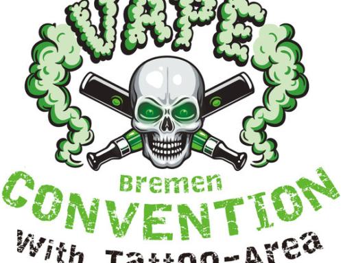 Auf Tour: Vape Convention Bremen 2019