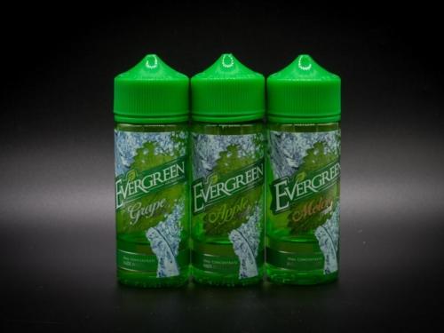 evergreen aroma