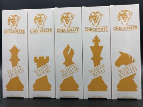 Checkmate White Series