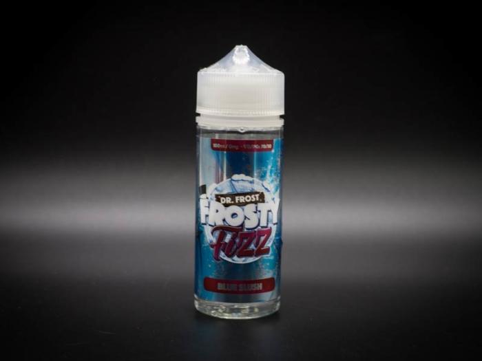 dr frost frosty fizz blue slush