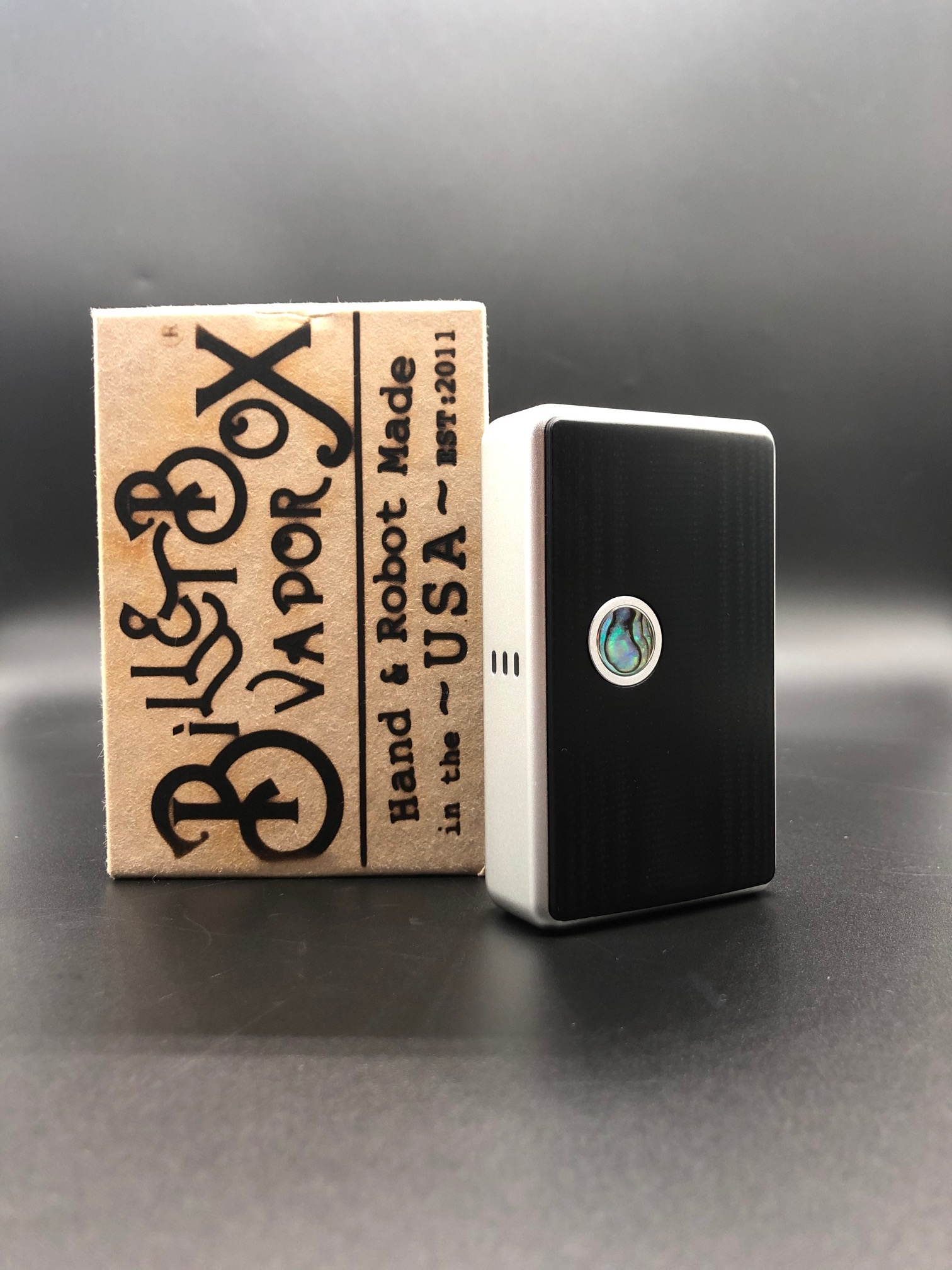 Billet Box Vapor USA Billet Box
