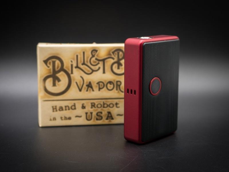 billet box vapor usa