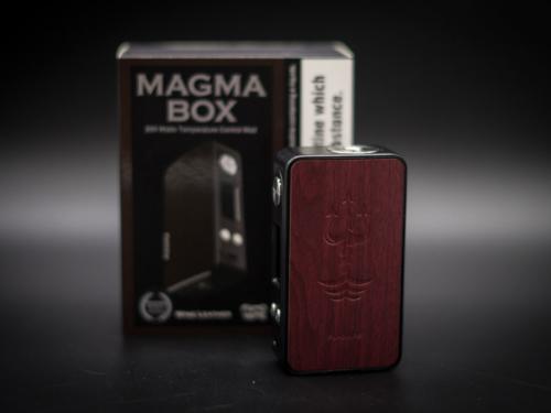 magma box famovape