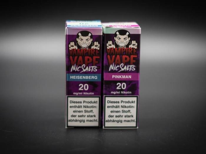 vampire vape nic salt liquid