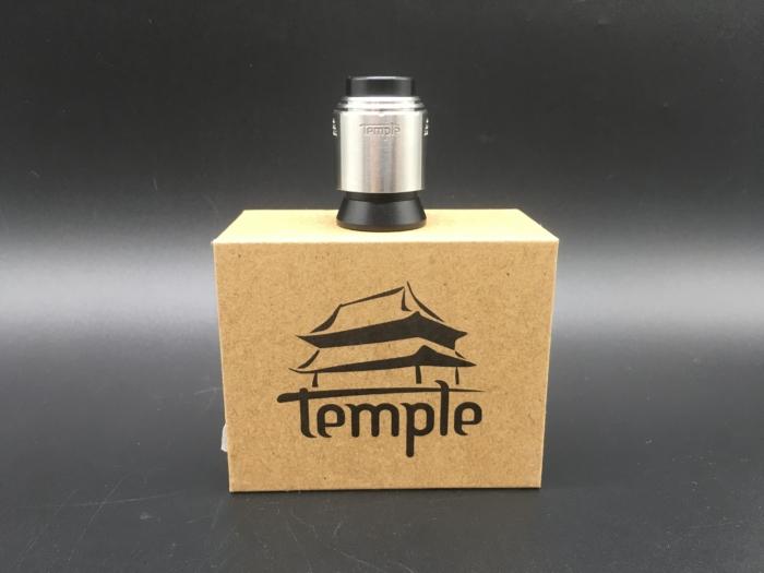 vaperz cloud temple rda