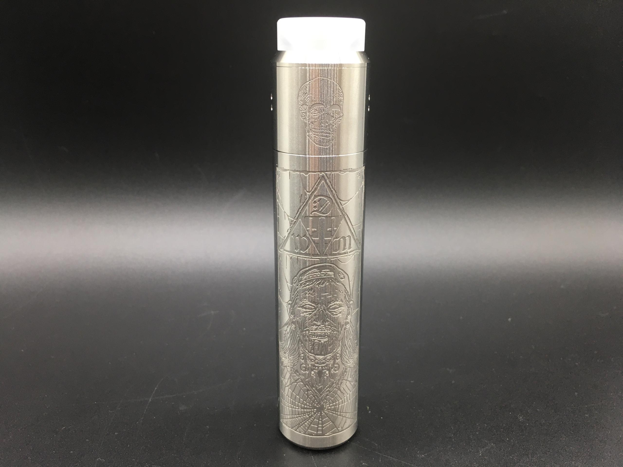 V4 Bogan Edition Kit stainless