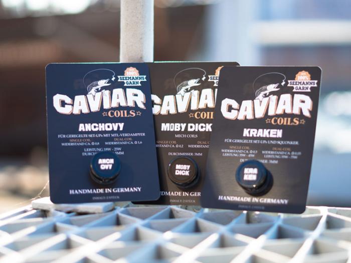 caviar coils