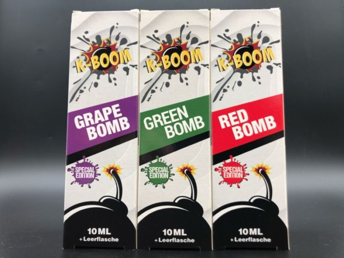 K-Boom Special Edition