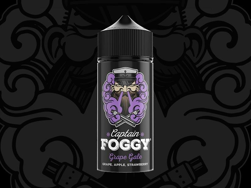 Captain Foggy Grape Gale